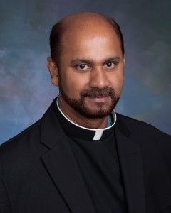 Rev. Mathew K. Abraham